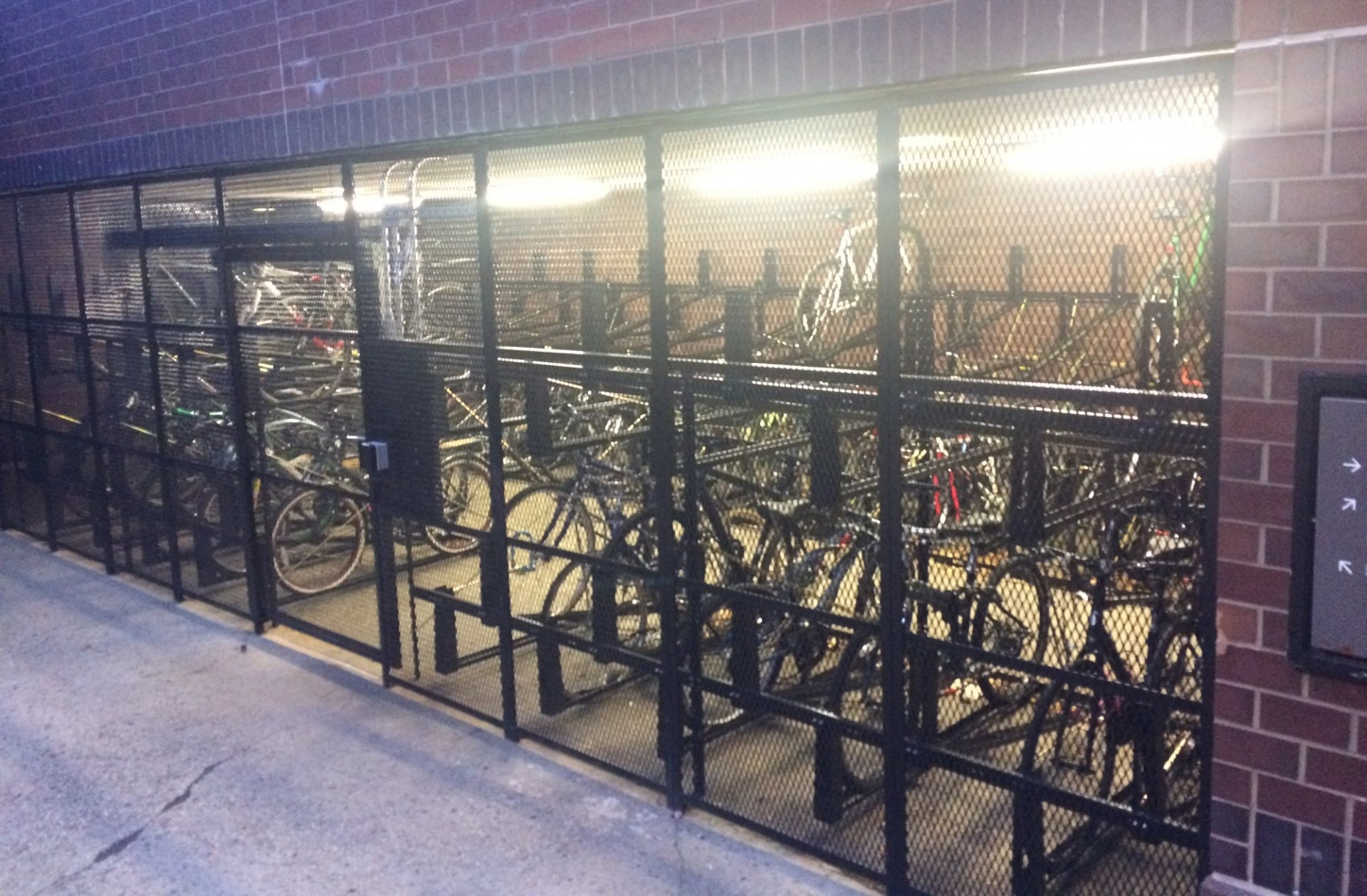 bike enclosures