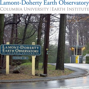 Photo of Lamont-Doherty Earth Institute entrance