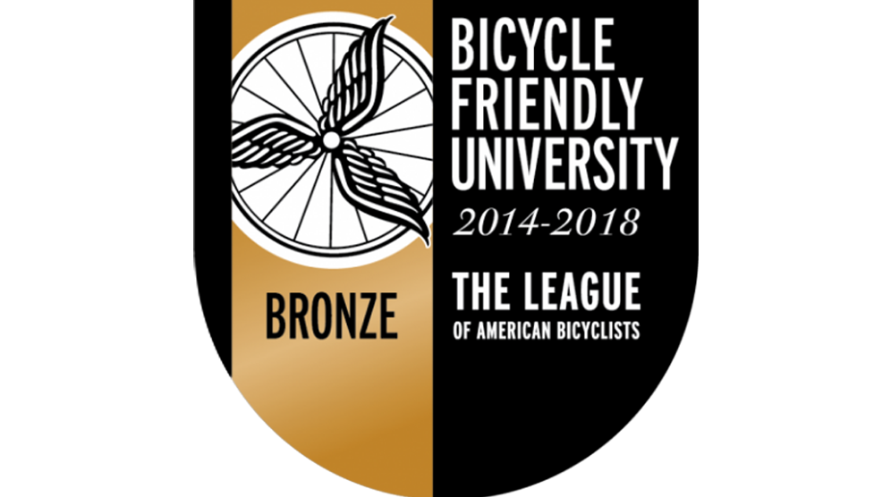 On October 22, 2014,  the League of American Bicyclists recognized Columbia University with a Bronze Bicycle Friendly University (BFUSM) award, joining 100 visionary colleges and universities from across the country.