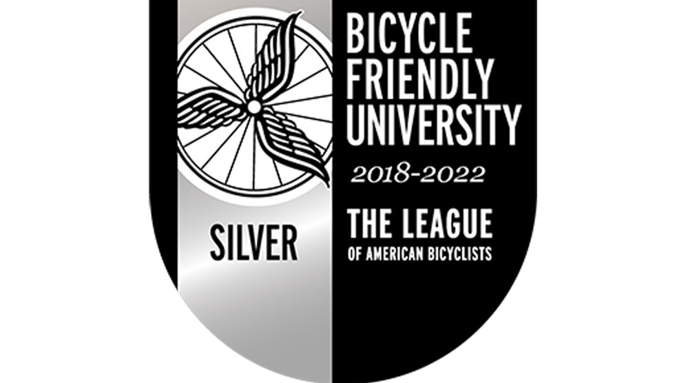 League of American Bicyclists Silver award